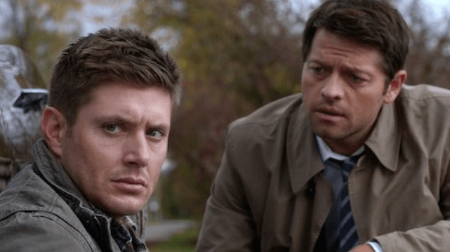 Dean and Castiel have a chemistry about them (Source: Twitter)