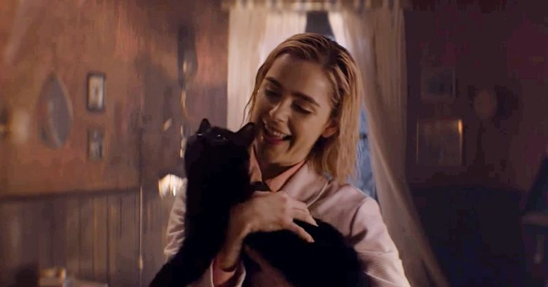 Chilling Adventures Of Sabrina Downplays Salem The Cat