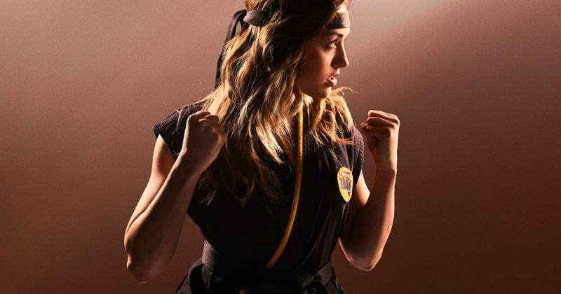 'Cobra Kai's Peyton List says Tory is a kickass character and the coolest one she ever played