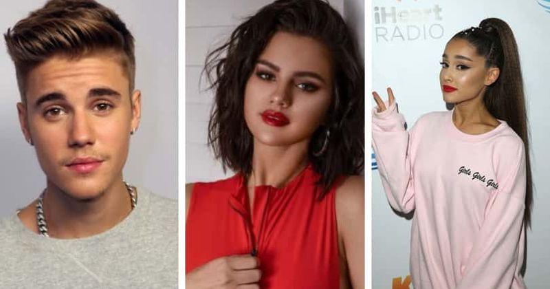 Why Selena Gomez Ariana Grande And Justin Bieber Missed Billboard