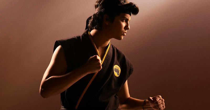 'Cobra Kai's Xolo Maridueña gets candid on real-life lessons he picked up from playing Miguel in season 2