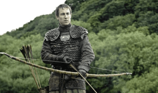 Menzies as Lord Edmure Tully (Twitter)