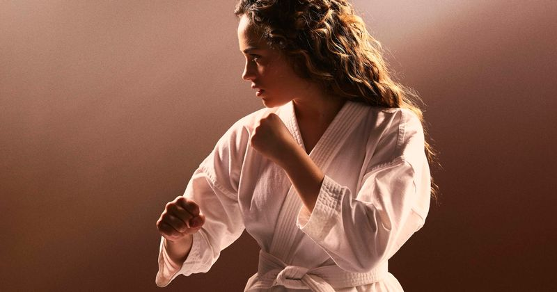 Will Smith as producer for 'Cobra Kai' is major bragging rights for Mary Mouser, who plays Samantha LaRusso on the show