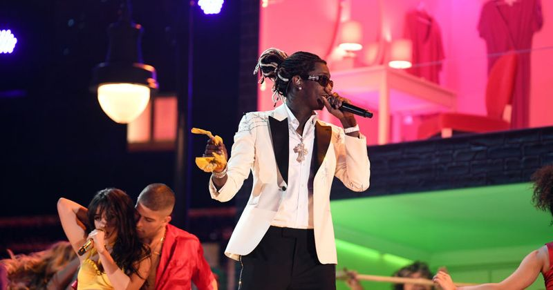3 injured as Young Thug targeted in drive-by shooting in Miami, rapper unhurt