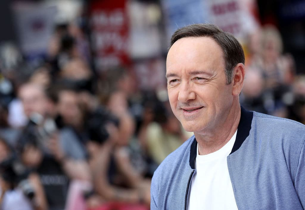 Kevin Spacey was kicked out of 'House of Cards' before its sixth season. (Getty Images)