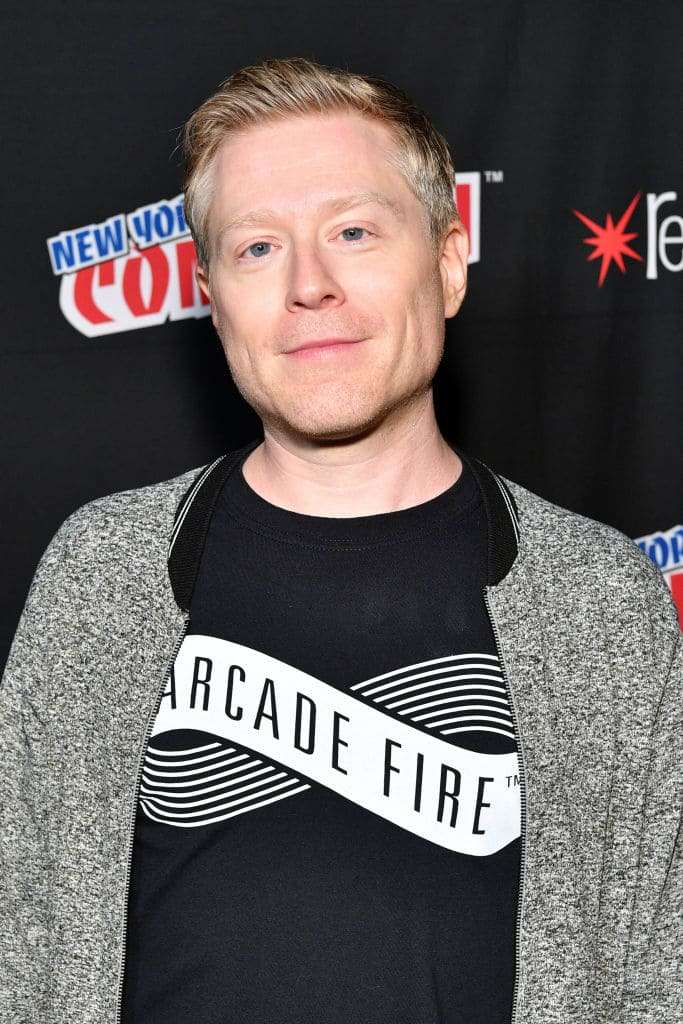 Anthony Rapp was the first to accuse Kevin Spacey of misconduct. (Getty Images)