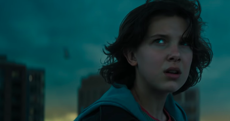 'Godzilla: King of the Monsters' has 'badass' women playing powerful roles, including Aisha Hinds, Elizabeth Ludlow and Millie Bobby Brown