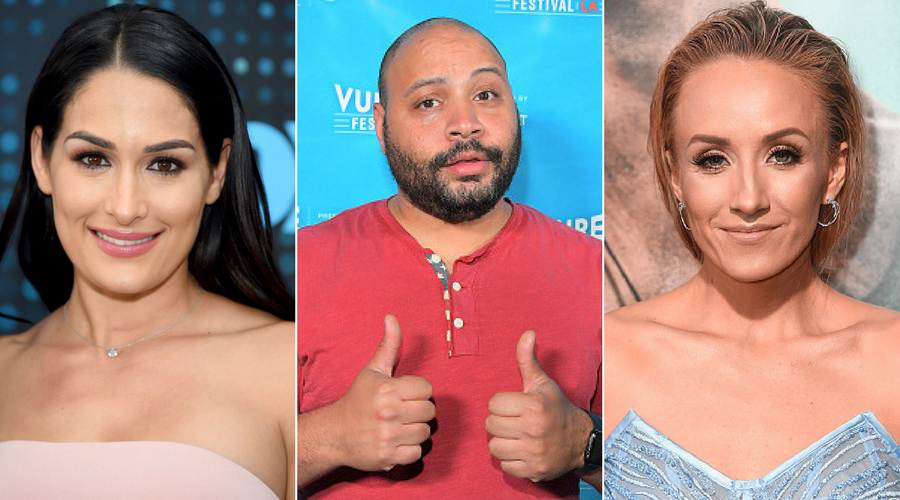 Nikki Bella, Colton Dunn and Nastia Liukin will be running the course. (Getty Images)
