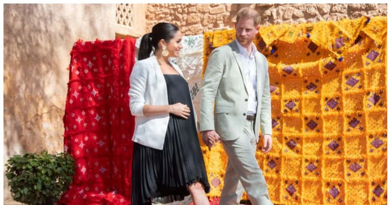 Meghan Markle and Prince Harry celebrate their 1st wedding anniversary; here's a look at the eventful year
