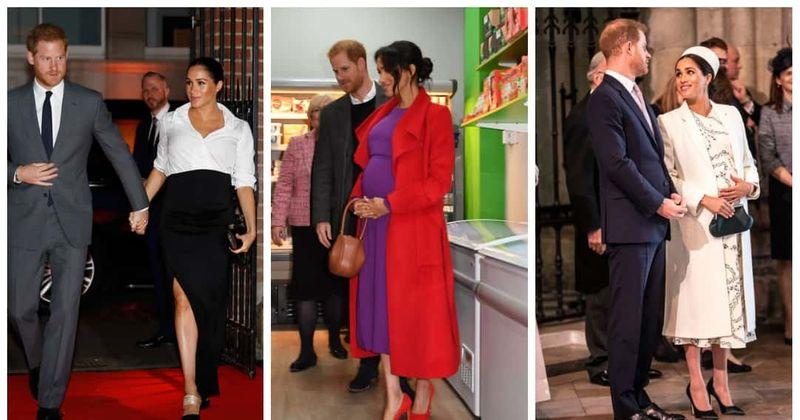 Princess Diana's wedding dress designer blasts Meghan Markle for choosing foreign brands over British designers