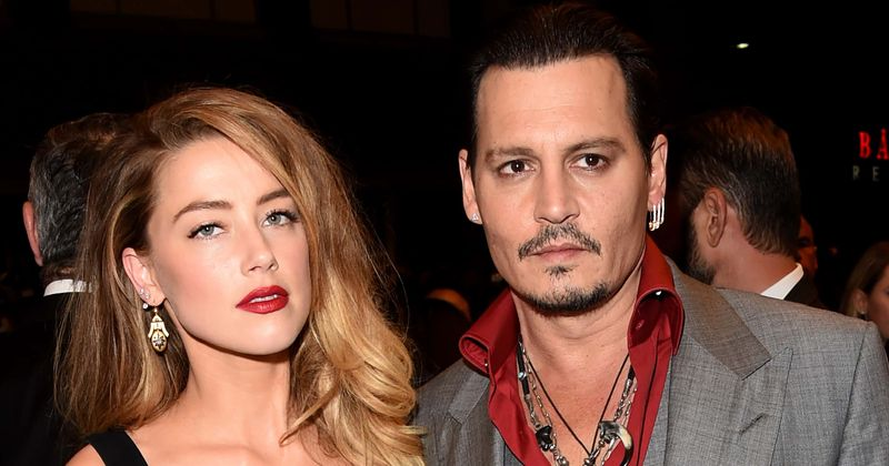 Johnny Depp alleges Amber Heard 'painted-on bruises' and ...