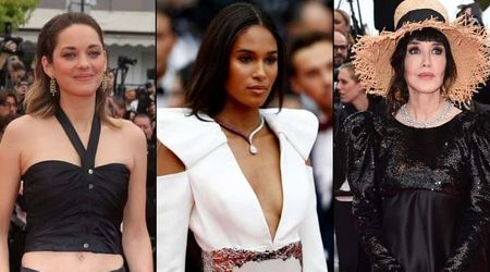 Cannes 2019 Day 7 Marion Cotillard Cindy Bruna And Isabelle