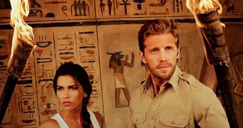 'Blood and Treasure' flits smoothly between mystery and white colar crime in the art world