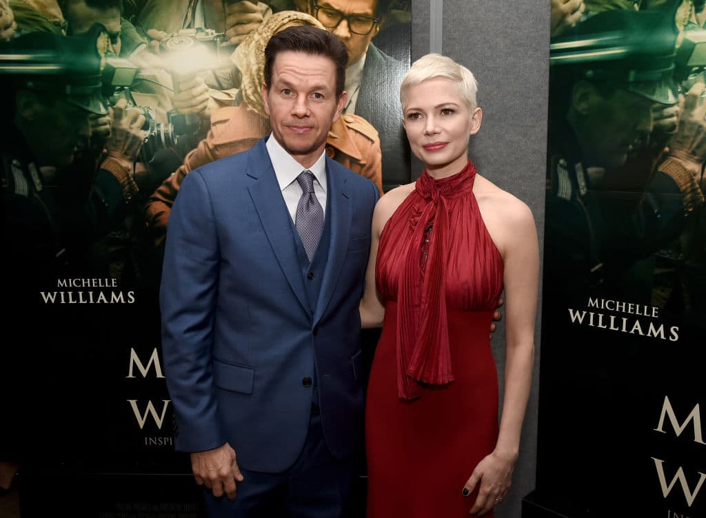 Mark Wahlberg and Michelle Williams (Getty Images)