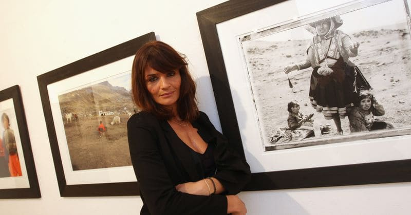 INTERVIEW: Helena Christensen charts her journey in fashion, from being Victoria's Secret Angel to working behind the lens
