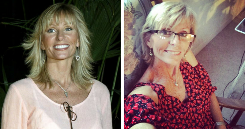 (L) Tina Wesson then, (R) Tina Wesson now (Getty and Instagram)