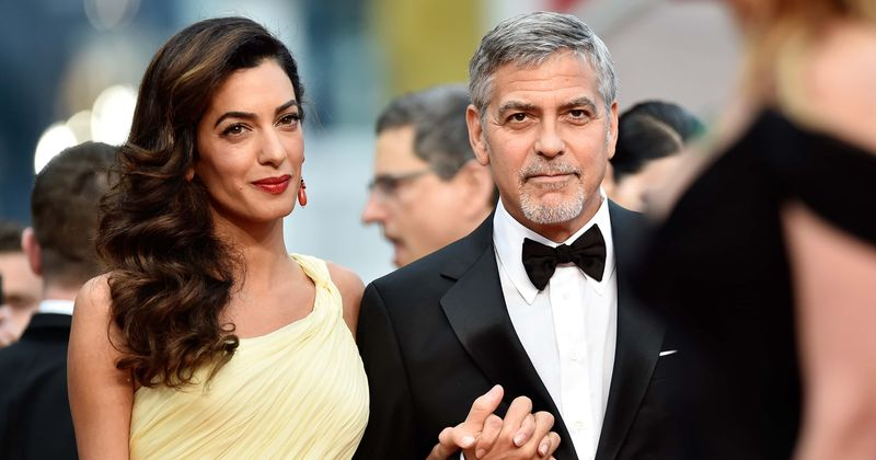 George Clooney is terrified ISIS will target his children as wife Amal takes terror group to court for rape and abuse