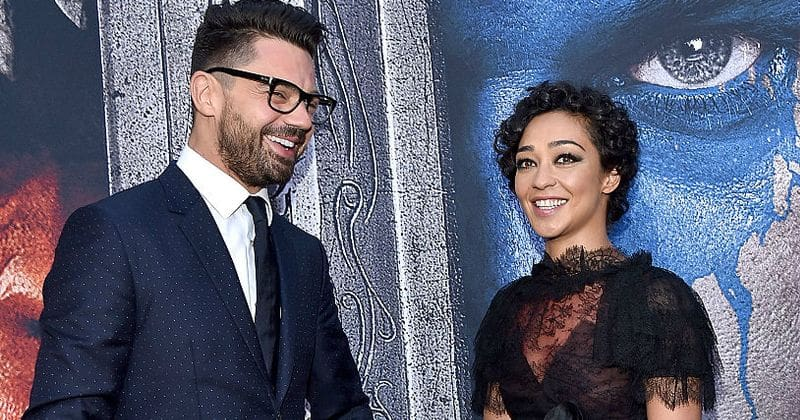 Dominic Cooper and Girlfriend Ruth Negga Breaks Up After 8 Years of Dating