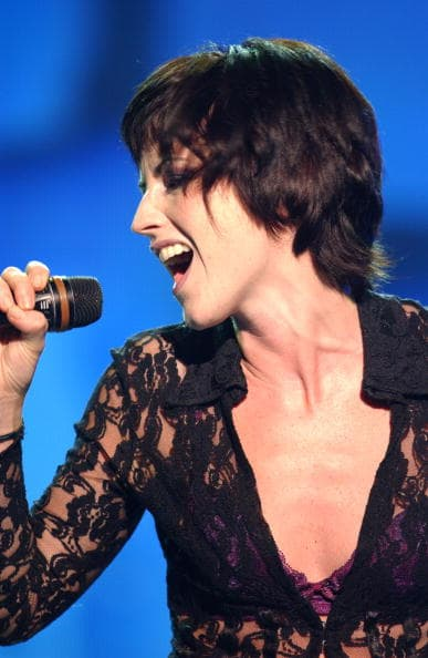 Dolores O Riordan (Getty Images)