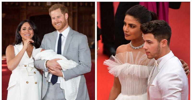 Priyanka Chopra, Nick Jonas meet baby Archie and Meghan Markle during visit to Frogmore Cottage