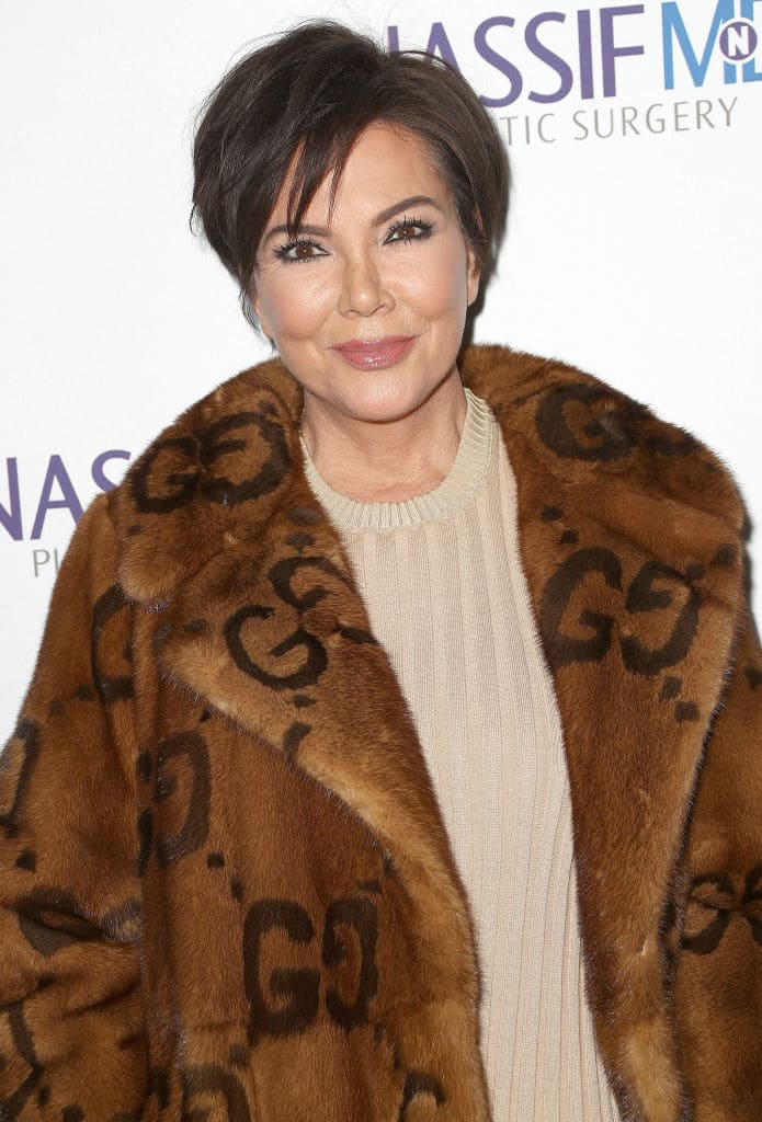 Kris Jenner (Getty Images)