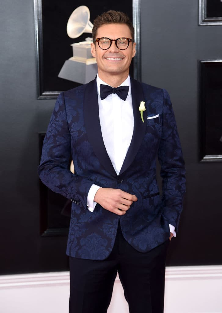 Ryan Seacrest (Getty Images)