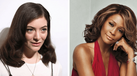 Lorde deletes bathtub picture post that unwittingly references Whitney Houston's drowning