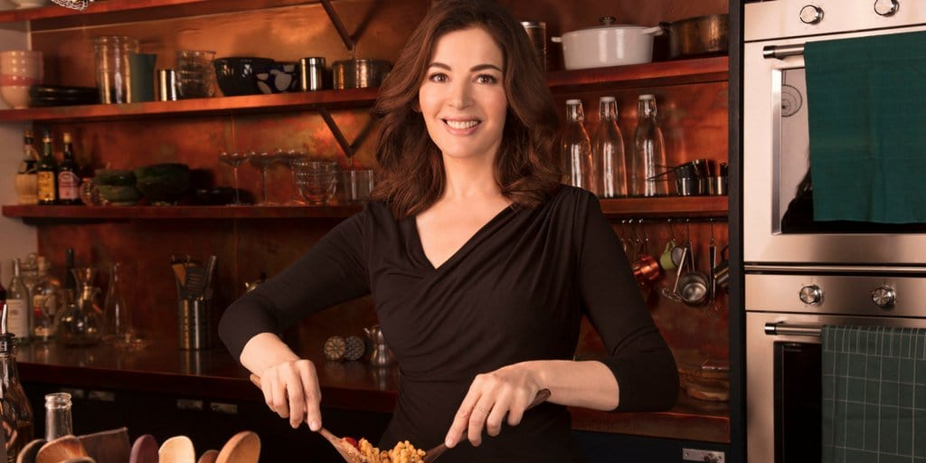 Taylor Swift is a fan of Nigella Lawson's recipes. (Twitter)