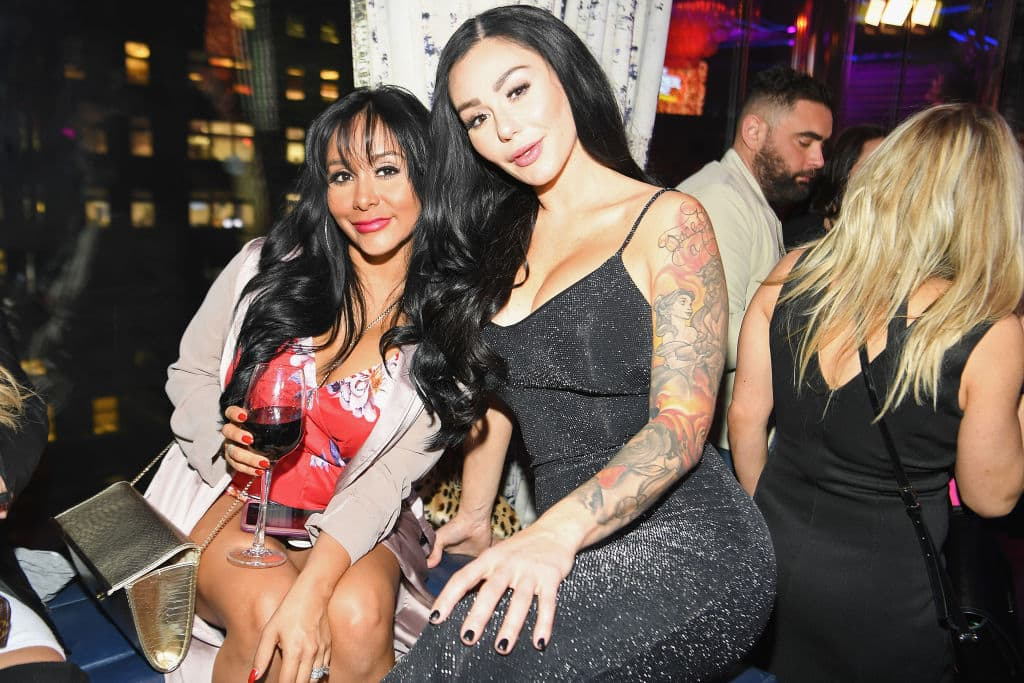 Snooki and JWoww (Getty Images)
