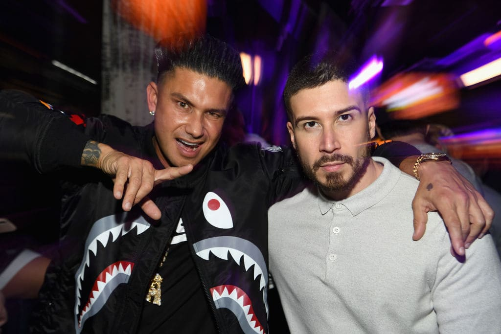 Pauly D and Vinny (Getty Images)