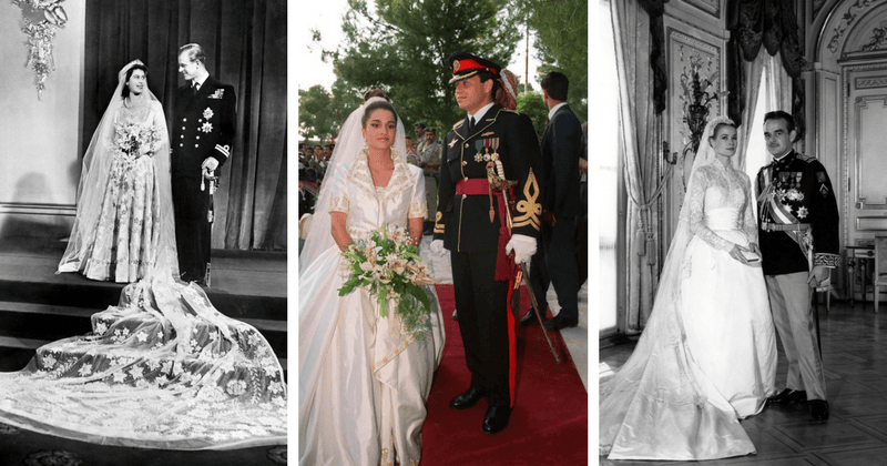 Meghan Markle Wedding Dress Back.Meghan Markle And Prince Harry S Wedding A Look Back At More Than