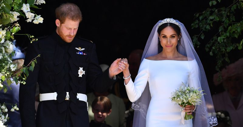 Meghan Markle and Prince Harry's private wedding photos leaked after official photographer Alexi Lubomirski gets hacked