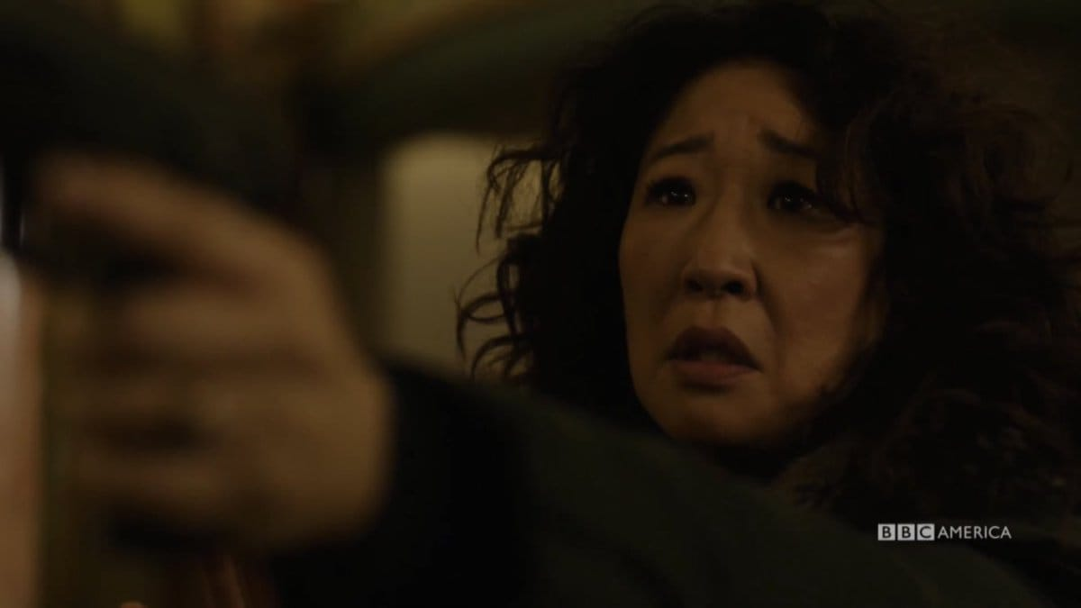 Sandra Oh said that her role in 'Killing Eve' was 30 years in the making. (Twitter)