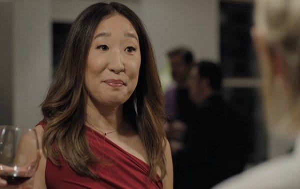 Sandra Oh in 'Catfight' (Twitter)