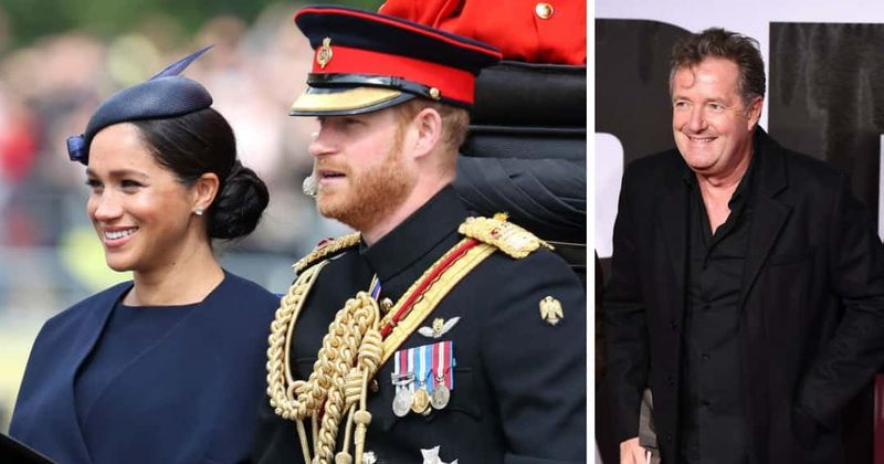 Meghan Markle blasted by Piers Morgan for going MIA during Trump's visit but making an appearance at Trooping the Colour