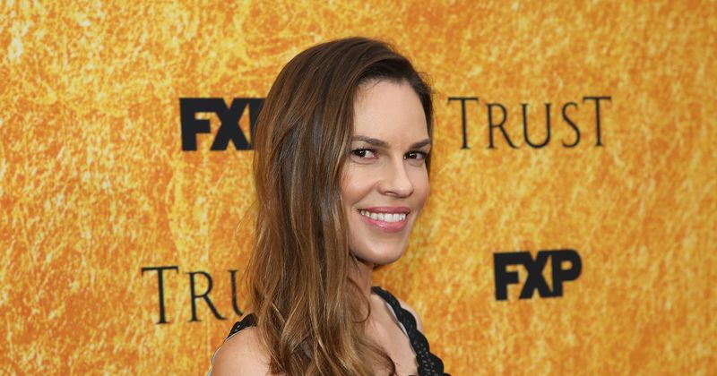 'I am Mother' star Hilary Swank calls Netflix sci-fi thriller a 'really smart, thought-provoking movie'