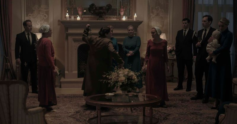 The Handmaid's Tale' season 3 episode 4 contrasts life in