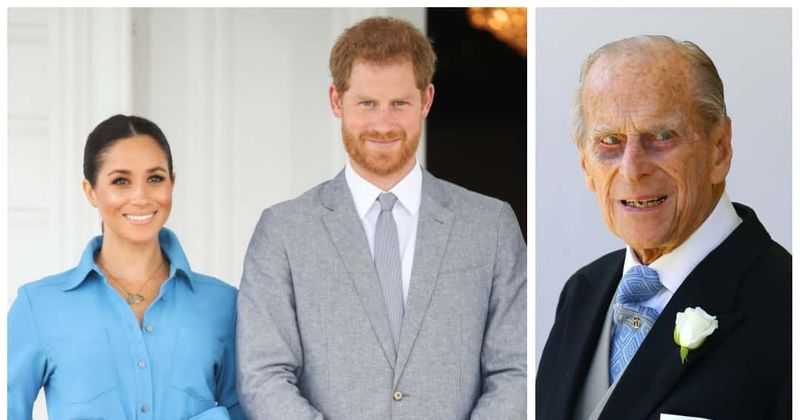 Prince Philip allegedly warned Prince Harry about marrying Meghan Markle: 'One steps out with actresses, one doesn't marry them'