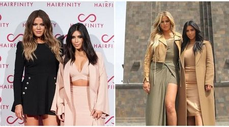 Pregnant Khloe Kardashian reveals that she is not afraid of childbirth, but Kim does not agree