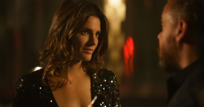 'Absentia' star and EP Stana Katic felt naturally inclined to the process of storytelling and collaborating with other producers