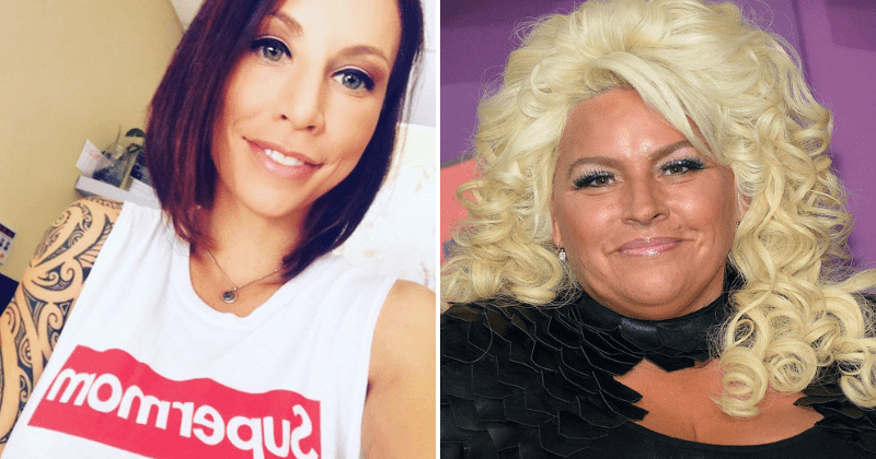 Beth Chapman's stepdaughter Lyssa tells her to 'keep fighting' after