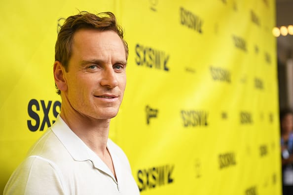 Michael Fassbender at SXSW 2017 (Getty Images)