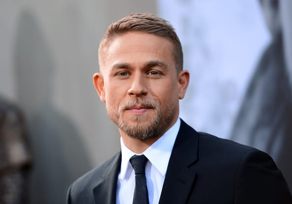 Actor Charlie Hunnam attends the premiere of Warner Bros. Pictures' 'King Arthur: Legend Of The Sword' at TCL Chinese Theatre on May 8, 2017 in Hollywood, California. (Getty Images)