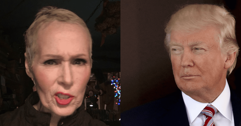 'She's not my type': Donald Trump doubles down on sexual assault allegations made by Jean Carroll