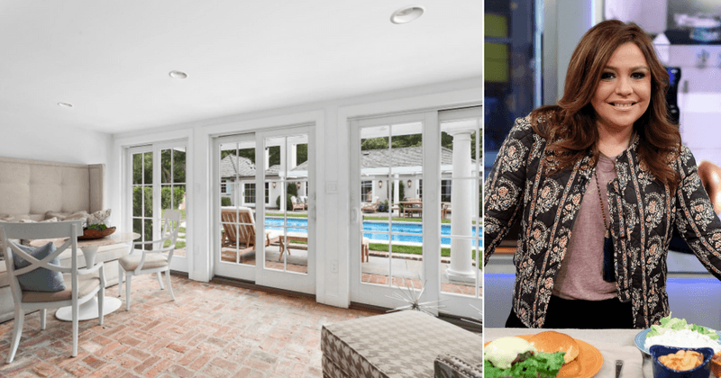 Rachel Ray's stunning $4.69 million Hamptons mansion is on the market...take a look inside