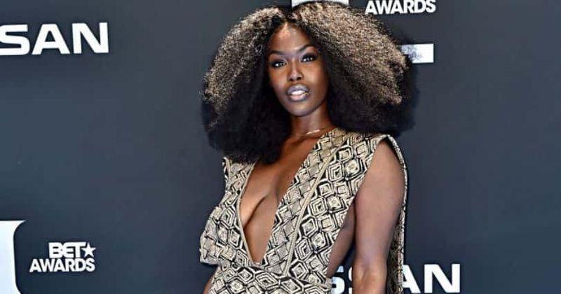 Braless singer slams critics who say her natural breasts ...