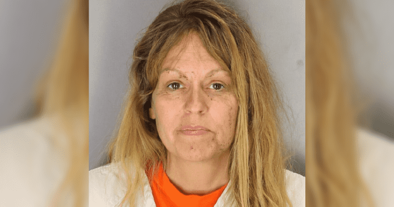 Trussville woman arrested after walking down Floyd