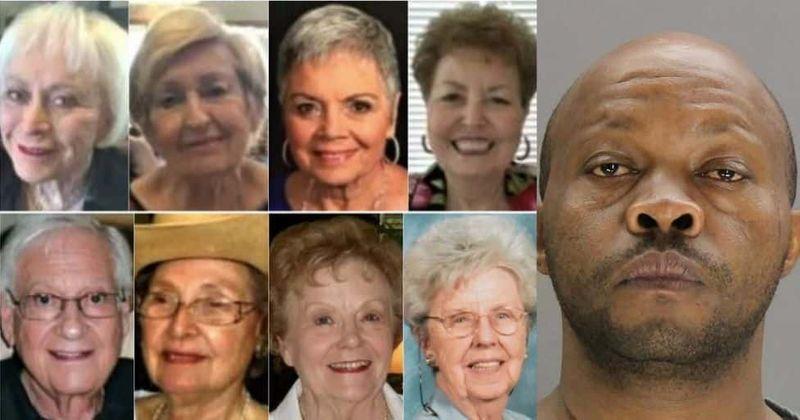 Serial killer who killed 12 elderly Dallas women suspected