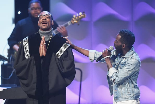 The Gospel according to Snoop Dogg: The religious tones of a