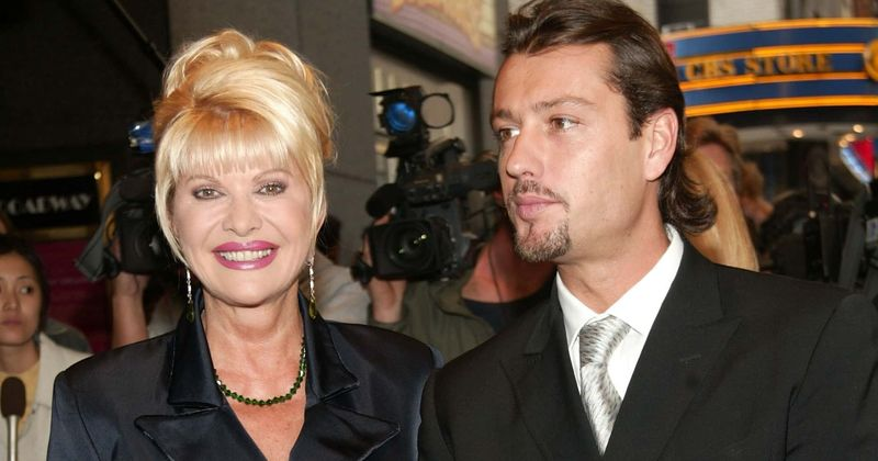 Ivana Trump's ex-husband slams her children as 'garbage' after split last week, says 'Don Jr. is an idiot'